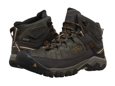 KEEN Men's Targhee III Mid Waterproof