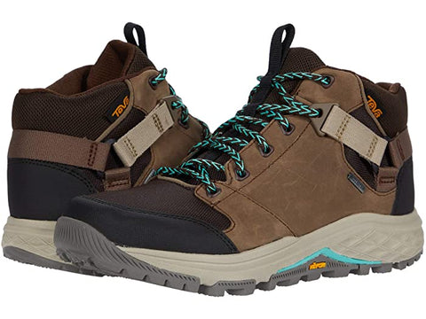 Teva Women's Grandview Mid GTX Hiking Boot