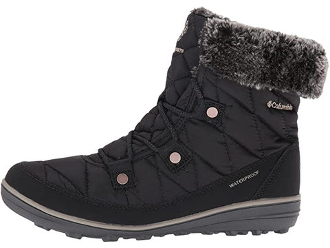 Columbia Women's Heavenly Shorty Omni-Heat Waterproof Boot