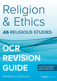 AS Religion and Ethics Revision Guide for OCR Religious Studies from PushMe Press