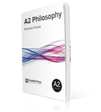 A2 Philosophy Revision Guide for AQA (Unit 3B) from PushMe Press