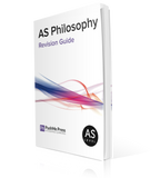 AS Philosophy Revision Guide for AQA (Unit D) from PushMe Press