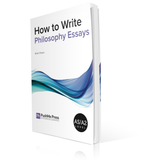 How to Write Philosophy Essays from PushMe Press
