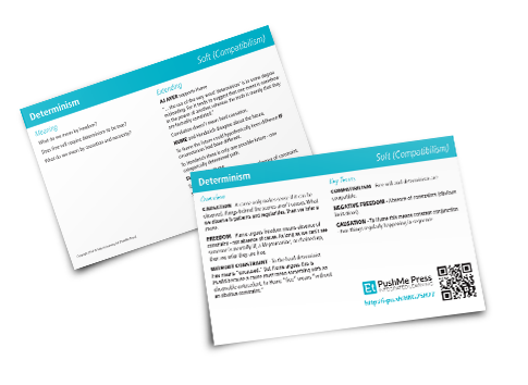 scanable revision cards