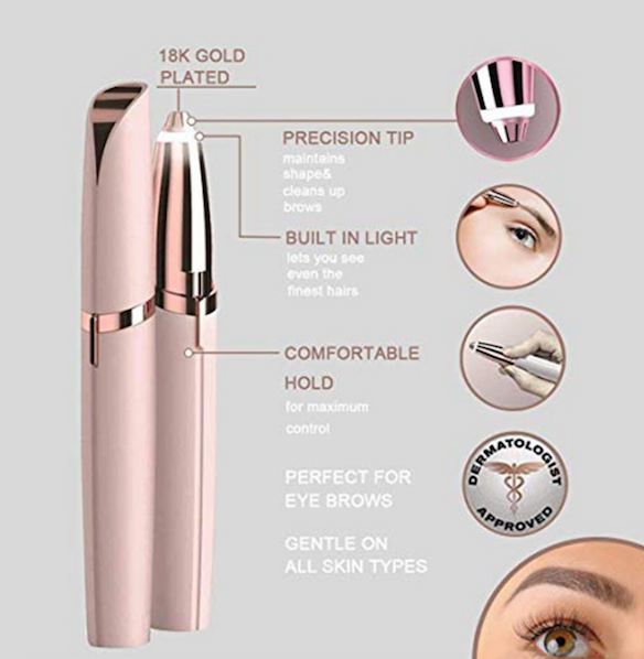Eyebrow Trimmer™ - Beauty Products