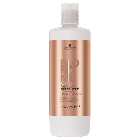 Schwarzkopf BlondMe Prenium developer 20 volume