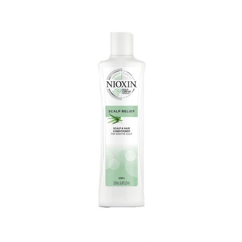 Nioxin Scalp Relief scalp and hair conditioner for sensitive scalp
