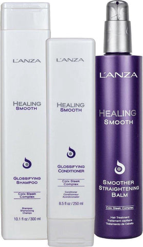 L'Anza trio Healing Smooth