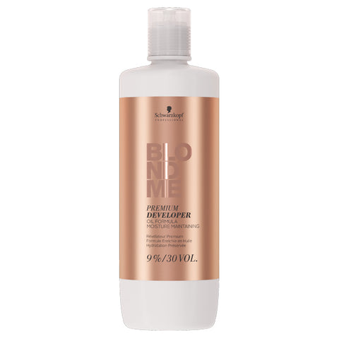 Schwarzkopf BlondMe Prenium developer 30 volume