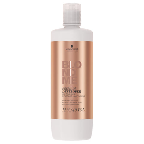 Schwarzkopf BlondMe Prenium developer 40 volume