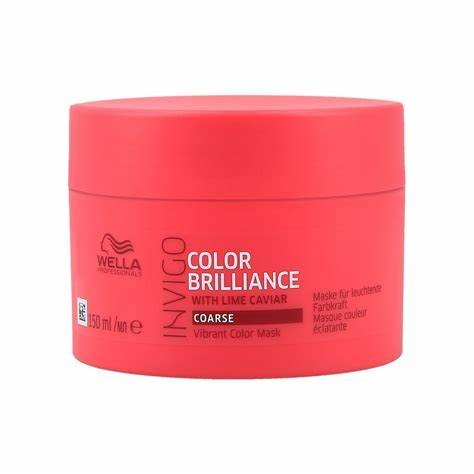 Wella Invigo Brilliance masque cheveux épais
