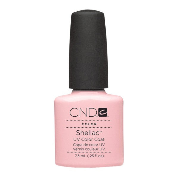 Shellac Clearly Pink vernis couleur