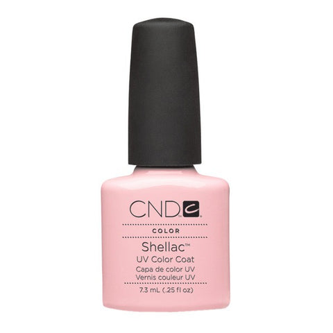 Shellac Clearly Pink color coat