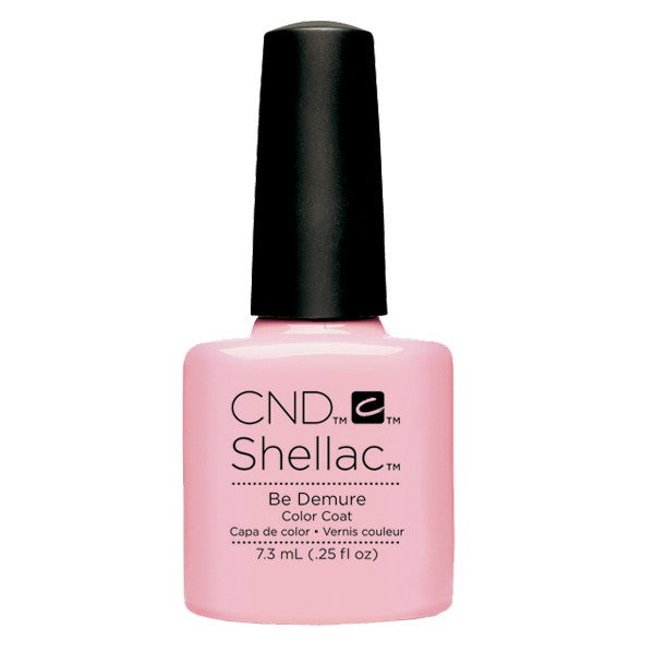 Shellac Be Demure vernis couleur