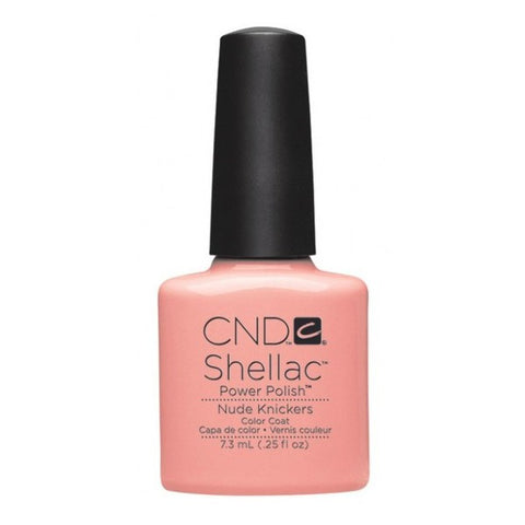 Shellac Nude Knickers vernis couleur