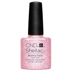 Shellac Blushing Topaz vernis couleur
