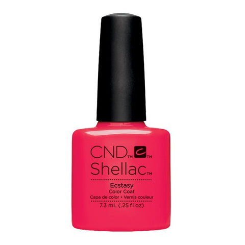 Shellac Ecstasy color coat