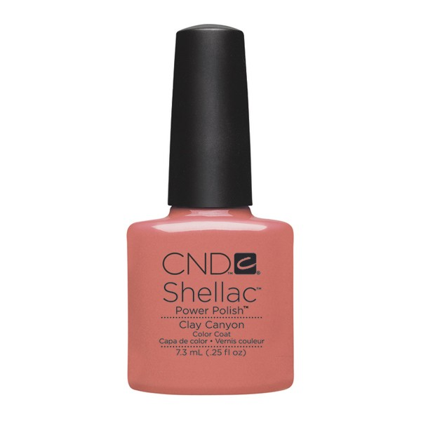 Shellac Clay Canyon vernis couleur