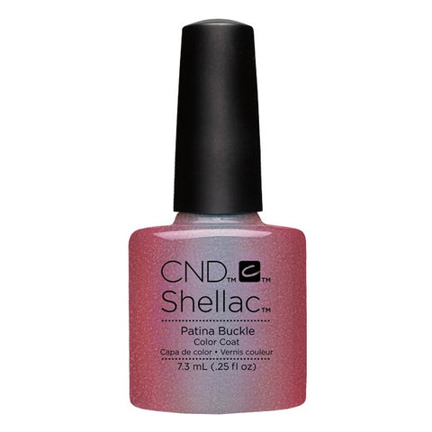 Shellac Patina Buckle vernis couleur