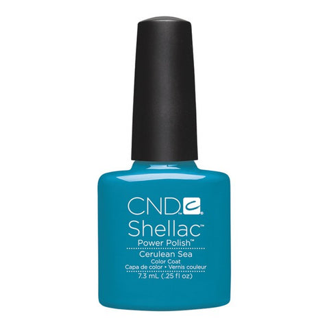 Shellac Cerulean Sea vernis couleur