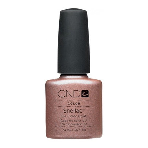 Shellac Iced Cappuccino color coat