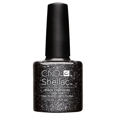 Shellac Dark Diamonds vernis couleur