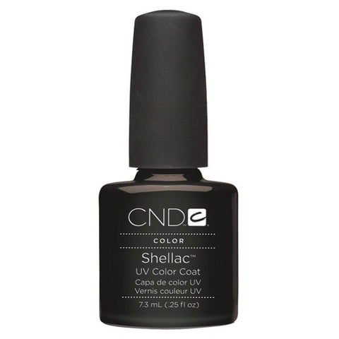 Shellac Black Pool color coat