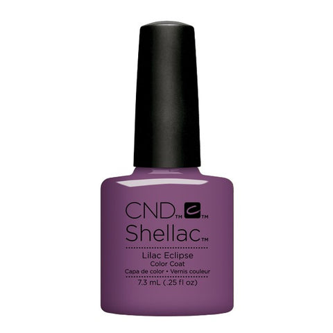 Shellac Lilac Eclipse color coat