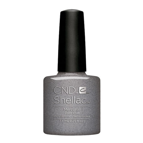 Shellac Mercurial color coat