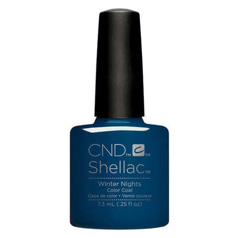 Shellac Winter Nights vernis couleur