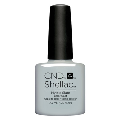 Shellac Mystic Slate color coat