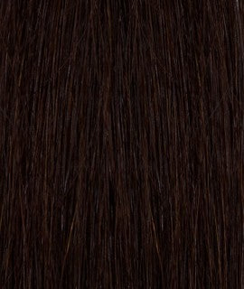 Kathleen keratin hair extensions 20-22 inches color : 1B