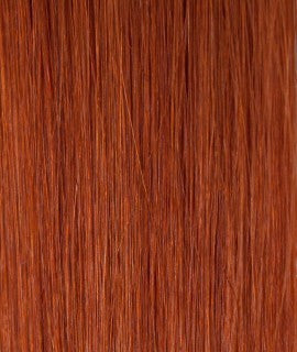 Kathleen keratin hair extensions 20-22 inches color : 35