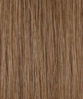 Kathleen keratin hair extensions 20-22 inches color :8