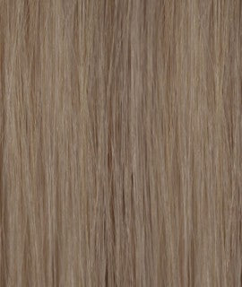 Kathleen keratin hair extensions 20-22 inches color : 18/22