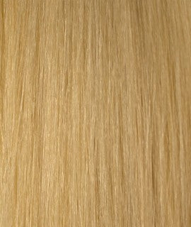 Kathleen keratin hair extensions 20-22 inches color : 613/27