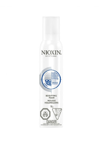 Nioxin 3D Styling mousse volumisante