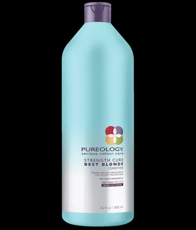 Pureology Strength Cure Best Blonde revitalisant