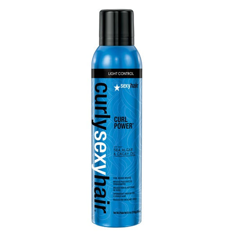 Sexy Hair Curl Power Spray Foam