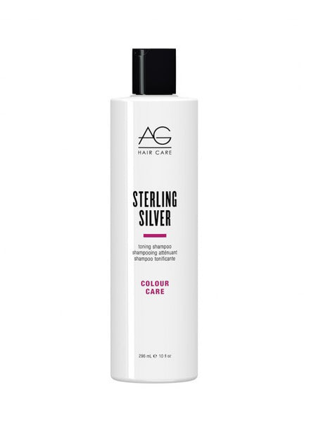 AG Sterling Silver shampooing