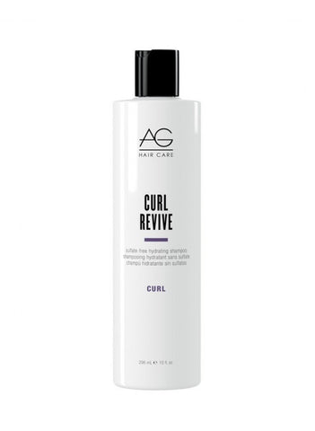 AG Curl Revive shampooing