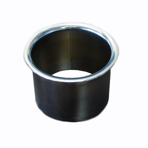 Chrome metal ring for dryer