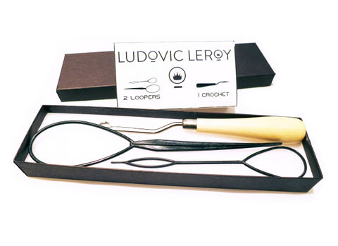 Ludovic Leroy sewing kit