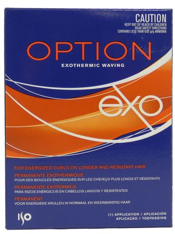 Iso Option permanente exothermique