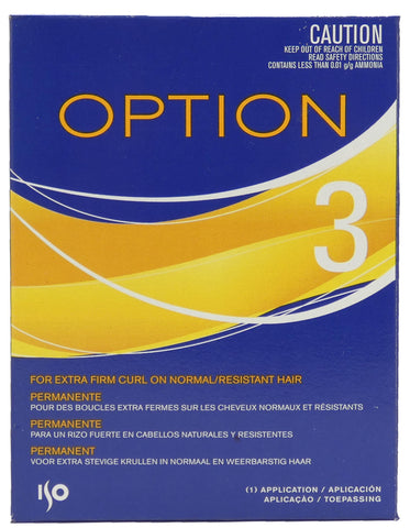 Iso Option 3 permanente