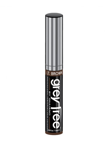 Grey Free light brown hair mascara