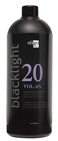 Oligo Blacklight oxydant intelligent 20 volume