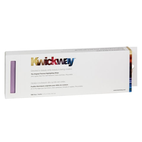 Kwickway thermal color and highlighting strip