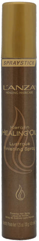 L'Anza Keratin Healing Oil mini Lustrous Finishing Spray