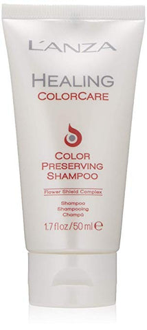 L'Anza Healing ColorCare Color Preserving mini Shampoo